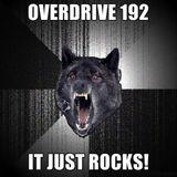 Overdrive 192 Rock Show - 25 November 2017 - Robin Dee Part 1
