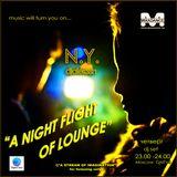 "NY - djalekssn radio show ""A NIGHT FLIGHT OF LOUNGE"" MIXADANCE.FM wdn.23.00-24.00 (Москва) GMT+4"
