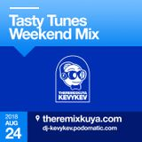 Tasty Tunes Weekend Mix 082418 - The Bathroom Break Mix 5 (House-Dance)