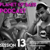 Planet Of Bass Podcast with Isak Gomez POB13