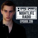 Hardbeat Nightlife Radio 209