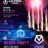 SHUTO @ SOUND MUSEUM VISION,ULTRA JAPAN OFFICIAL AFTER PARTY (Live set)