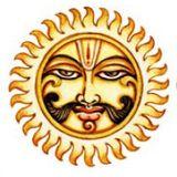 Sun - AUM hram hrim hraum sah suryaya namah x 108