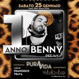 Sabato 25-1 Benny , Francesco Trava vox