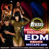 DJ WASS - New Hip Hop Urban RnB Edm Music Mix 2016 - EDM REMIX