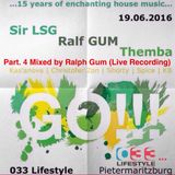 GOGO Music CD Launch Live Recording at 033 Lifestyle. Part. 4 (Mixed by Ralph Gum)