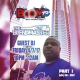 Blendmaster mix on Boom 102.9 FM Part 1