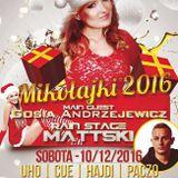 Matt5ki @ Speed Club (Stare Rowiska, Skierniewice) [Rain Stage] 10.12.2016