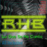 RHB - Lo Que Se Me Canta (Live)