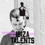 CRISTIAN VIVIANO - Special Podcast for Ibiza Talents - Friday 20.11.15 @ Pacha Ibiza