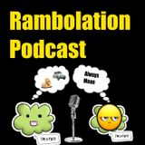 Rambolation Podcast Episode 3 - Spooky Priminister