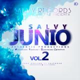 4. Salvy Junio vol.2 Los Brindis Mix by EverDJ (SR)
