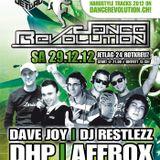 Dance Revolution Hands Up & Hardstyle Charts 2012