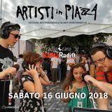 ARTISTI IN PIAZZA  2018 • live del 16.06.2018