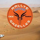 Matinale sur le Rally Aicha des Gazelles du Maroc
