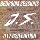 Bedroom Sessions 017 B2B with DJ Mantarayyu