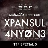 TTR Special 5 - 4NYØN3 vs Xpansul at True Type Nights, Part 1