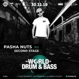 Pasha Nuts - World of Drum & Bass PROMO MIX 2019 DABSTEP.ru