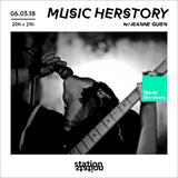 Music Herstory #6 w/ Jeanne Guien