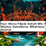 Poor Mono - MusicosDetroitianosMisteriososArcanos - Tribute Detroit Mix 7