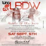 Battle of the Year II #LBDW15
