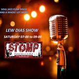 Lew Dias Early Breakfast Show on Stomp Radio 16th Sept 2017