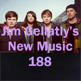 Jim Gellatly's New Music episode 188