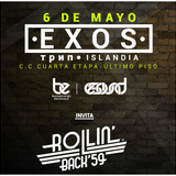 Set RolliN Back 59 5 de Mayo 2017
