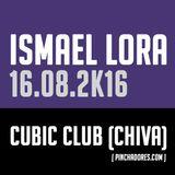 Ismael Lora b2b Alex Cervera - Live @ CUBIC CLUB (Chiva)