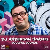 DJ Anderson Soares Soulful Sounds #26 - D. Wild Music Radio