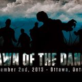 Dawn of the Dance promo mix, DJ Hashek techno @ 135 bpm