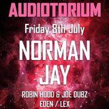 Opening set at The Westbury - Audiotorium Presents Norman Jay 08/07/2011