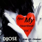 FEEL MY HEARTBEAT - FREESTYLE MIX - MIXED BY DJJOSE - KUTS - N - GROOVEZ
