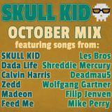 SKULL KID - OCTOBER MIX