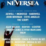 Steve Aoki - Neversea Festival 2018