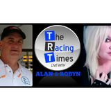 Racing Times Live w/Alan and Robyn