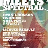 Ryan Crosson @ Ghostly Meets Spectral - Public Works USA - 27-01-2012