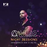 Artas Clubbing Night Sessions 038 (2018-01-14)