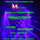 *-* 14.04.2013 *-* STUDIO - MiX-SESSION (6Std. - Mix) 14.04.2013 *-*