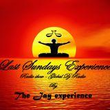 Jay experience - Podcast #002 - Last Sundays Experience - Global djs radio
