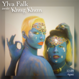 Ylva Falk invite Khn kahn - 12/09/19