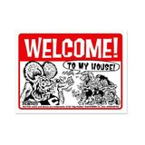 khaine - sesion Welcome to my house (Breaks)