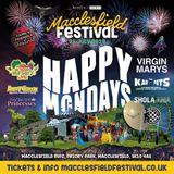 Shaun Lever - Macc Fest Set 2 (Happy Mondays Warm Up Set)