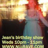 Jeans Birthday Show on Nu-Rave radio