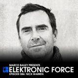 Nick Warren - Elektronic Force Podcast 086 (2012.08.08.02.)