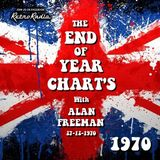 End of Year Chart - 1970 - Pick of the Pops - Alan Freeman - 27-12-1970