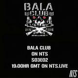 Bala Club - 8th February 2018
