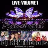 REUNITED (LIVE): VOLUME 0NE