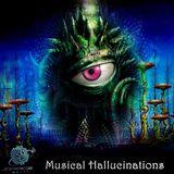 Musical Hallucinations (Progressive Psytrance Mix Okt 2017)