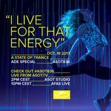 Armin Van Buuren – A State of Trance ASOT 836 (ADE Special) – 19-OCT-2017